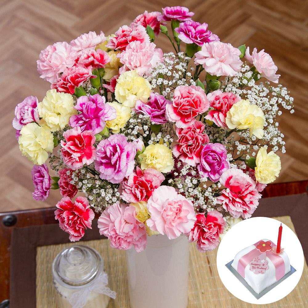 Birthday Gifts Online: Send Beautiful Flowers To The