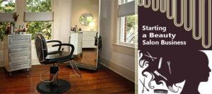 Starting a Beauty Salon Business