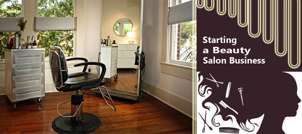 Starting a Beauty Salon Business