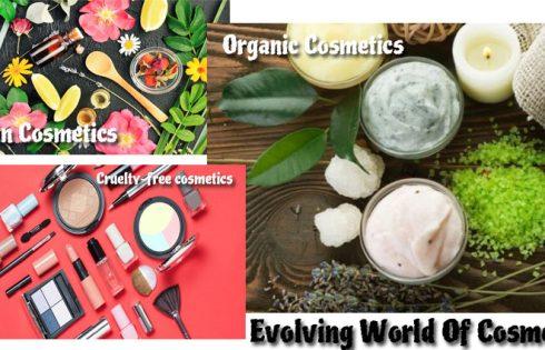 Evolving World Of Cosmetics: About Vegan, Organic And Cruelty-Free Cosmetics