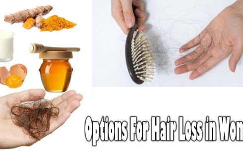 Options For Hair Loss in Women - The Major Secret Finally Revealed!
